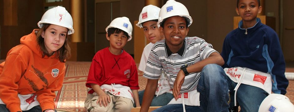 Be a Green Builder School Program. Photo by Anne McDonough.